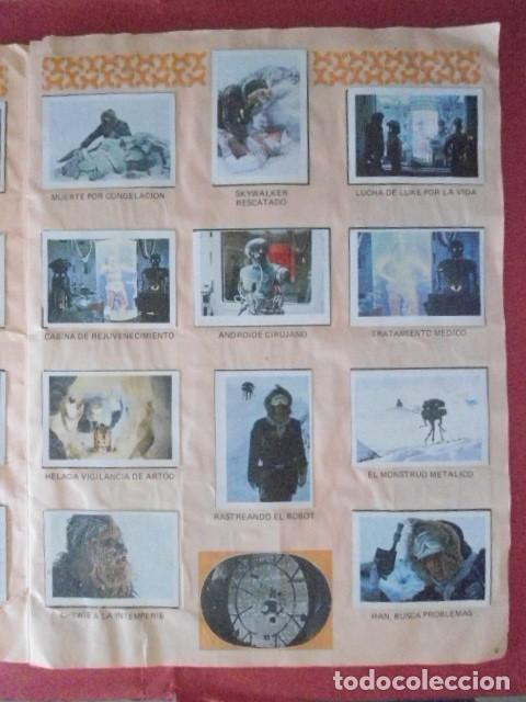 Coleccionismo Álbum: FHER EL IMPERIO CONTRAATACA 1980 ALBUM COMPLETO - Foto 10 - 213241096