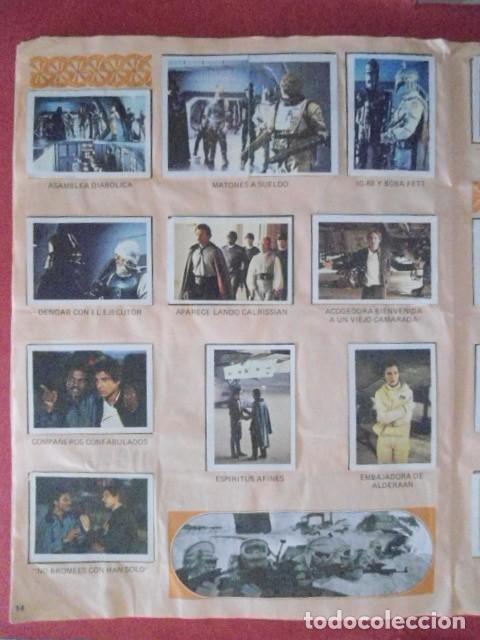 Coleccionismo Álbum: FHER EL IMPERIO CONTRAATACA 1980 ALBUM COMPLETO - Foto 11 - 213241096