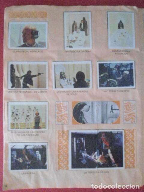 Coleccionismo Álbum: FHER EL IMPERIO CONTRAATACA 1980 ALBUM COMPLETO - Foto 13 - 213241096