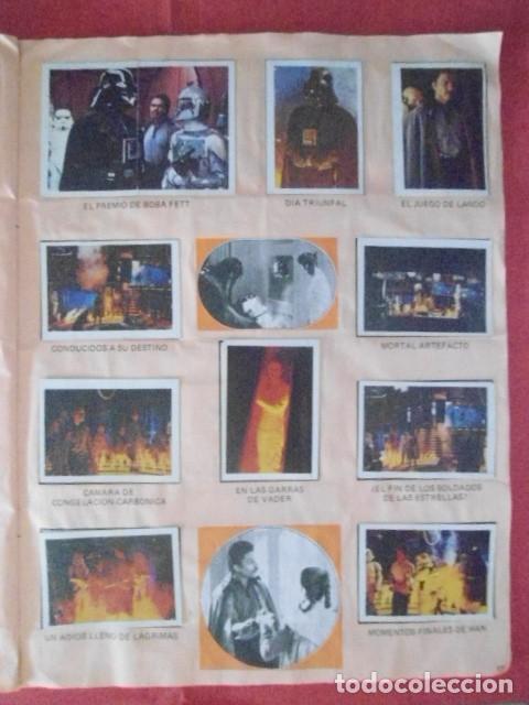 Coleccionismo Álbum: FHER EL IMPERIO CONTRAATACA 1980 ALBUM COMPLETO - Foto 14 - 213241096