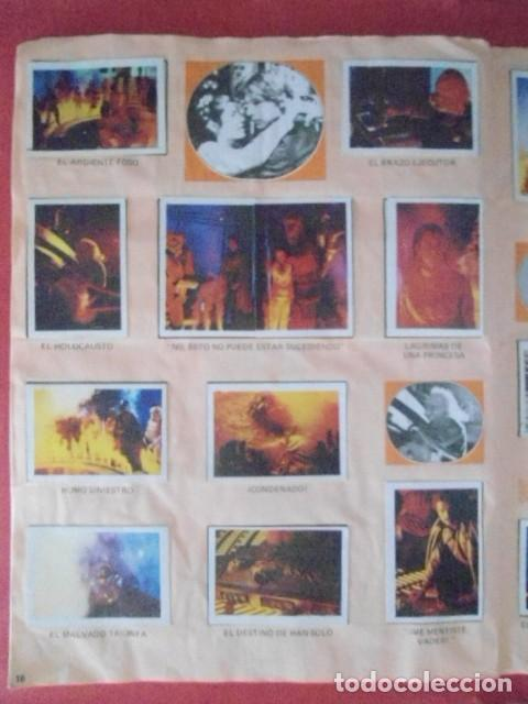 Coleccionismo Álbum: FHER EL IMPERIO CONTRAATACA 1980 ALBUM COMPLETO - Foto 15 - 213241096