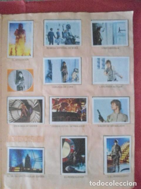 Coleccionismo Álbum: FHER EL IMPERIO CONTRAATACA 1980 ALBUM COMPLETO - Foto 16 - 213241096