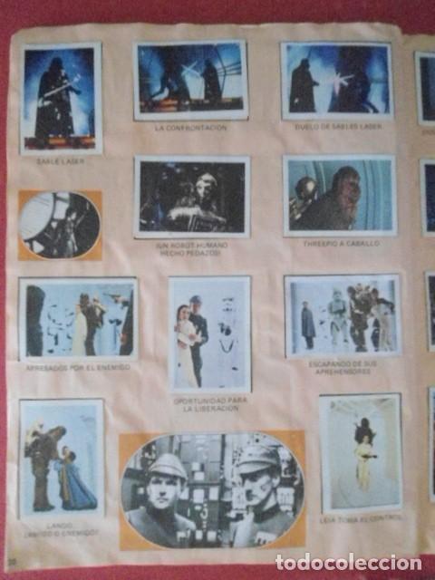 Coleccionismo Álbum: FHER EL IMPERIO CONTRAATACA 1980 ALBUM COMPLETO - Foto 17 - 213241096
