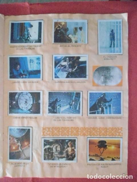 Coleccionismo Álbum: FHER EL IMPERIO CONTRAATACA 1980 ALBUM COMPLETO - Foto 18 - 213241096
