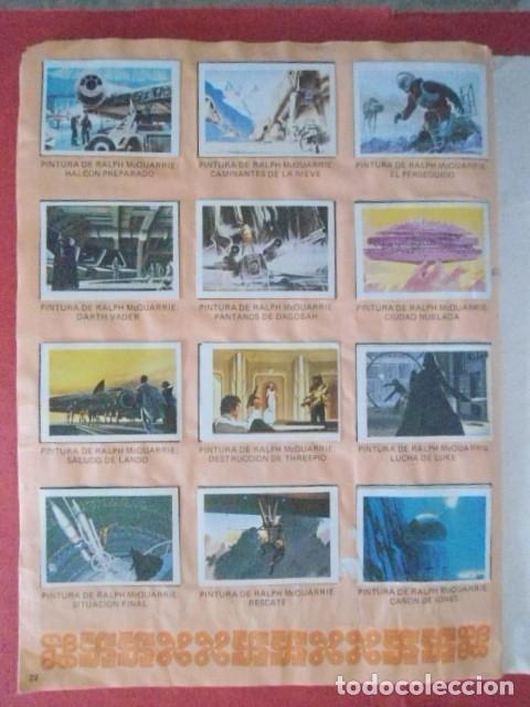Coleccionismo Álbum: FHER EL IMPERIO CONTRAATACA 1980 ALBUM COMPLETO - Foto 19 - 213241096