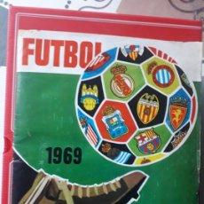 Coleccionismo Álbum: ALBUM RUIZ ROMERO COMPLETO 1968 1969 CON ALGUN DOBLE RUIZ ROMERO 68 69. Lote 213322328