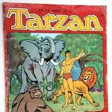 Coleccionismo Álbum: ALBUM COMPLETO DE 180 CROMOS TARZÁN / EDICIONES FHER EN BILBAO 1979. Lote 213438812