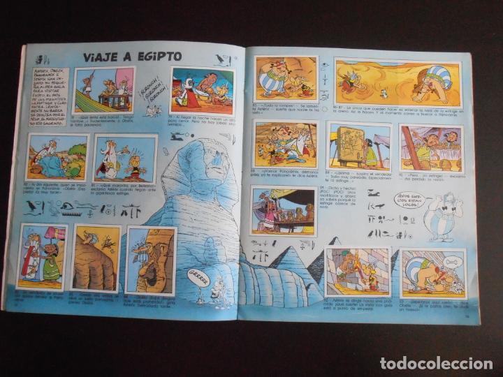 Coleccionismo Álbum: ALBUM DE CROMOS, ASTERIX GOSCINY UDERZO, 1987, COMPLETO, PANINI - Foto 4 - 213572770