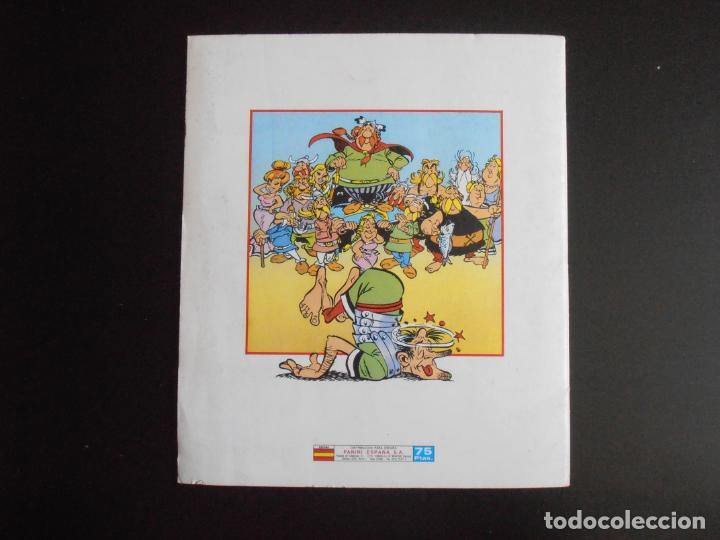 Coleccionismo Álbum: ALBUM DE CROMOS, ASTERIX GOSCINY UDERZO, 1987, COMPLETO, PANINI - Foto 7 - 213572770