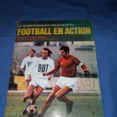 Coleccionismo Álbum: ANTIGUO ÁLBUM DE FÚTBOL DE FRANCIA AÑO 1971 - COMPLETO. Lote 213799913