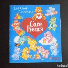 Coleccionismo Álbum: ALBUM DE CROMOS, CARE BEARS OSOS AMOROSOS, 1985, COMPLETO, PANINI. Lote 213814425