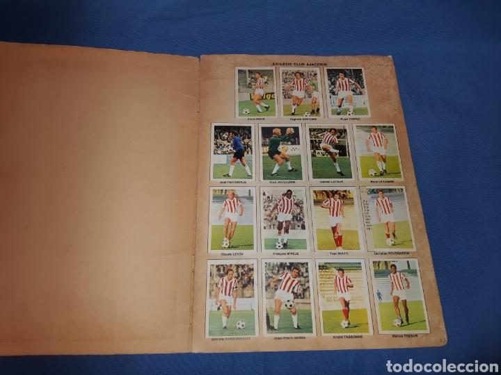 Coleccionismo Álbum: Antiguo álbum de fútbol de francia año 1971 - completo - Foto 2 - 213799913
