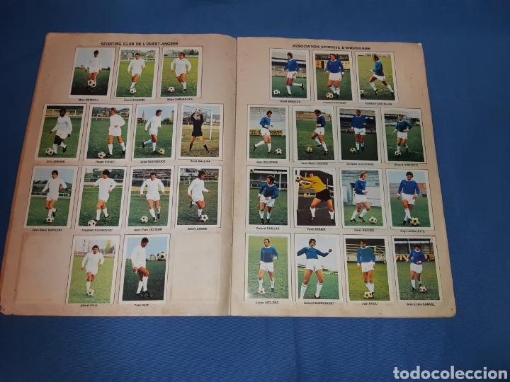 Coleccionismo Álbum: Antiguo álbum de fútbol de francia año 1971 - completo - Foto 3 - 213799913