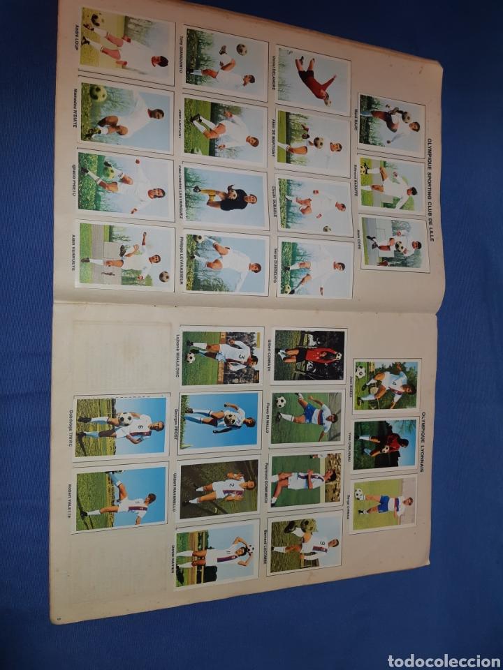 Coleccionismo Álbum: Antiguo álbum de fútbol de francia año 1971 - completo - Foto 5 - 213799913