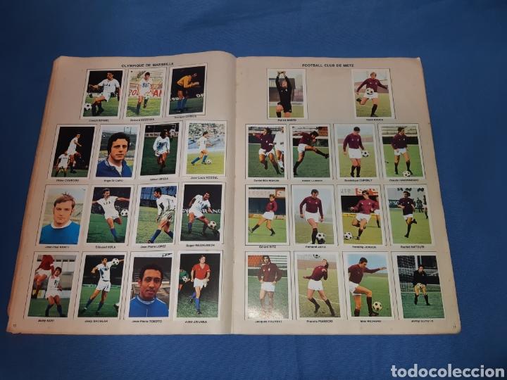 Coleccionismo Álbum: Antiguo álbum de fútbol de francia año 1971 - completo - Foto 6 - 213799913