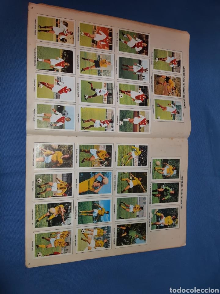 Coleccionismo Álbum: Antiguo álbum de fútbol de francia año 1971 - completo - Foto 7 - 213799913