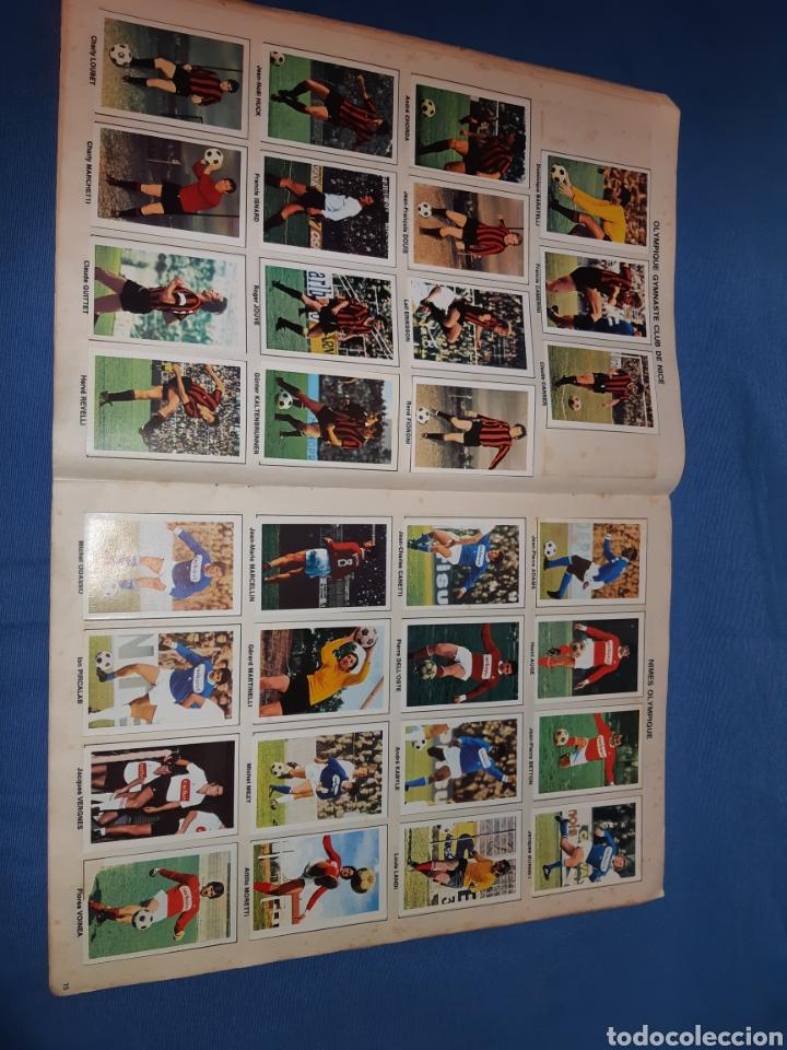 Coleccionismo Álbum: Antiguo álbum de fútbol de francia año 1971 - completo - Foto 8 - 213799913