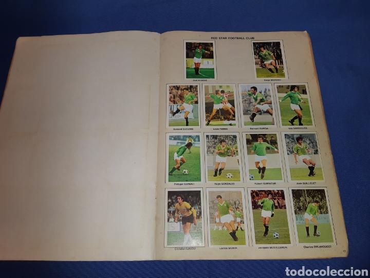 Coleccionismo Álbum: Antiguo álbum de fútbol de francia año 1971 - completo - Foto 11 - 213799913