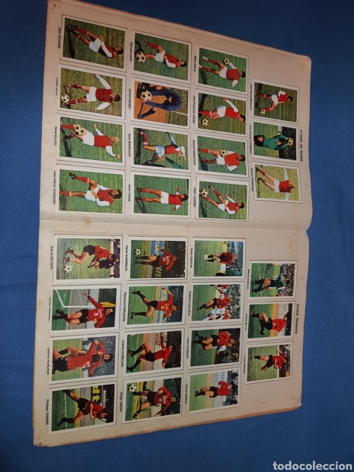Coleccionismo Álbum: Antiguo álbum de fútbol de francia año 1971 - completo - Foto 12 - 213799913