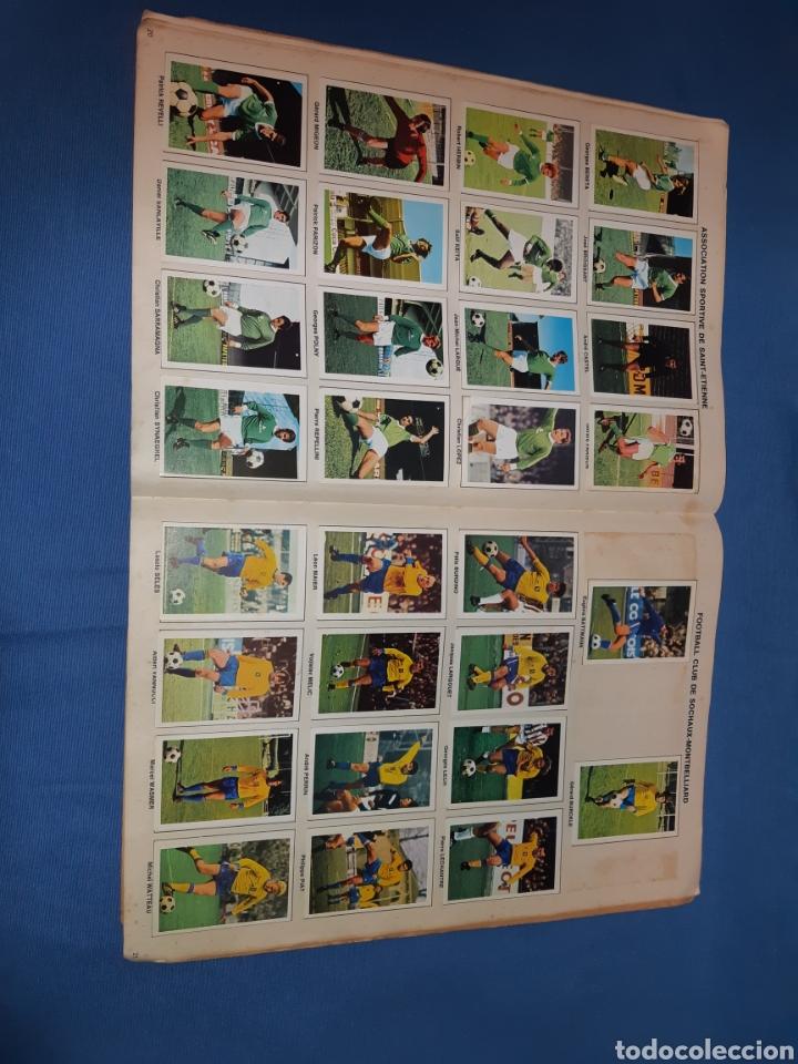 Coleccionismo Álbum: Antiguo álbum de fútbol de francia año 1971 - completo - Foto 13 - 213799913