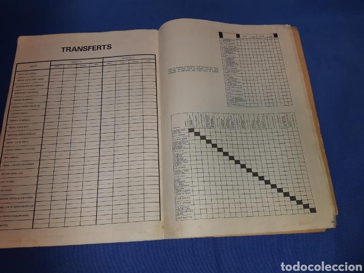 Coleccionismo Álbum: Antiguo álbum de fútbol de francia año 1971 - completo - Foto 15 - 213799913