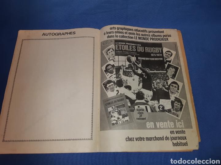 Coleccionismo Álbum: Antiguo álbum de fútbol de francia año 1971 - completo - Foto 16 - 213799913