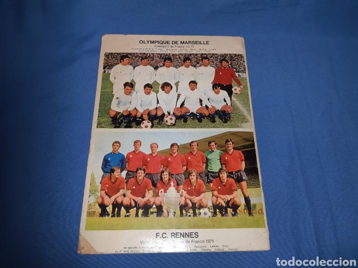 Coleccionismo Álbum: Antiguo álbum de fútbol de francia año 1971 - completo - Foto 20 - 213799913