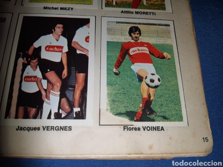 Coleccionismo Álbum: Antiguo álbum de fútbol de francia año 1971 - completo - Foto 21 - 213799913