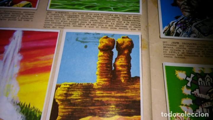 Coleccionismo Álbum: LA NATURALEZA Y EL HOMBRE (MAGA, 1967) - ALBUM COMPLETO (VER DESCRIPCION Y FOTOS) - Foto 29 - 215002506