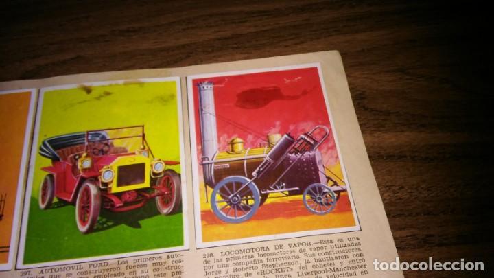 Coleccionismo Álbum: LA NATURALEZA Y EL HOMBRE (MAGA, 1967) - ALBUM COMPLETO (VER DESCRIPCION Y FOTOS) - Foto 32 - 215002506
