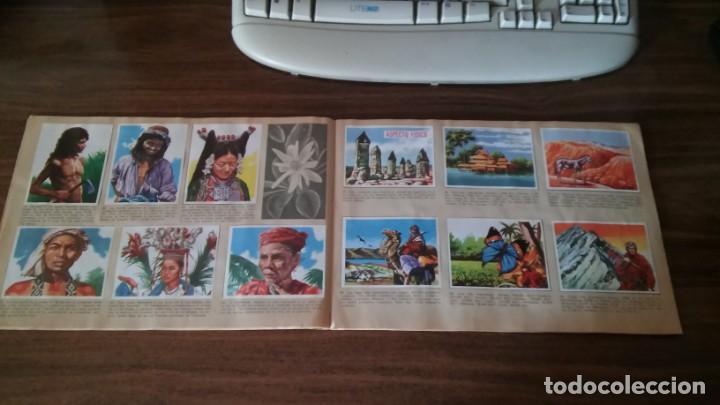 Coleccionismo Álbum: ASIA Y SUS HABITANTES (MAGA, 1972). ALBUM COMPLETO CON 252 CROMOS - Foto 11 - 215002782