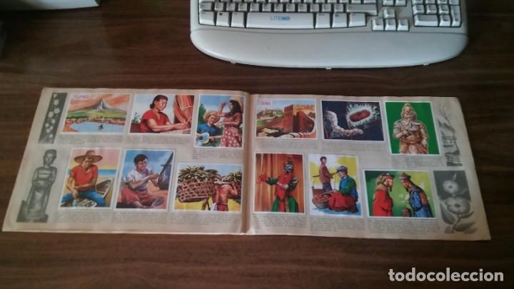 Coleccionismo Álbum: ASIA Y SUS HABITANTES (MAGA, 1972). ALBUM COMPLETO CON 252 CROMOS - Foto 24 - 215002782