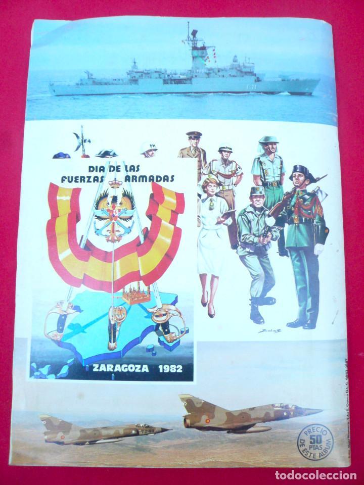 Coleccionismo Álbum: ÁLBUM NUESTROS EJÉRCITOS. COMPLETO. 323 CROMOS. EDITORIAL RUIZ ROMERO - Foto 3 - 215922907