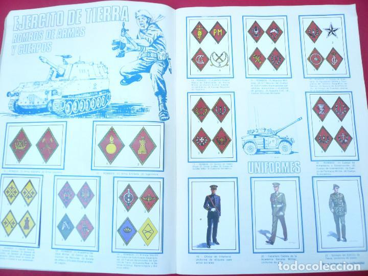 Coleccionismo Álbum: ÁLBUM NUESTROS EJÉRCITOS. COMPLETO. 323 CROMOS. EDITORIAL RUIZ ROMERO - Foto 6 - 215922907