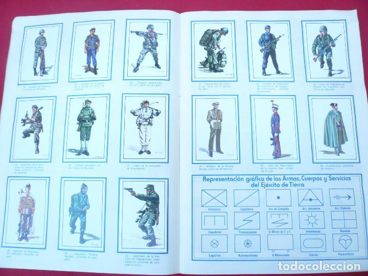 Coleccionismo Álbum: ÁLBUM NUESTROS EJÉRCITOS. COMPLETO. 323 CROMOS. EDITORIAL RUIZ ROMERO - Foto 7 - 215922907