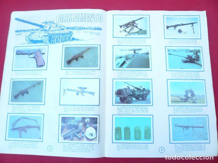 Coleccionismo Álbum: ÁLBUM NUESTROS EJÉRCITOS. COMPLETO. 323 CROMOS. EDITORIAL RUIZ ROMERO - Foto 8 - 215922907