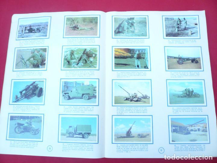 Coleccionismo Álbum: ÁLBUM NUESTROS EJÉRCITOS. COMPLETO. 323 CROMOS. EDITORIAL RUIZ ROMERO - Foto 9 - 215922907