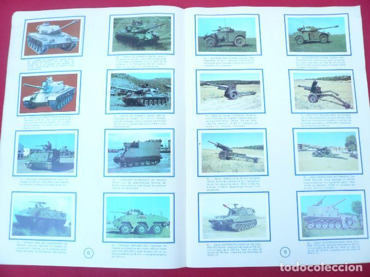 Coleccionismo Álbum: ÁLBUM NUESTROS EJÉRCITOS. COMPLETO. 323 CROMOS. EDITORIAL RUIZ ROMERO - Foto 10 - 215922907