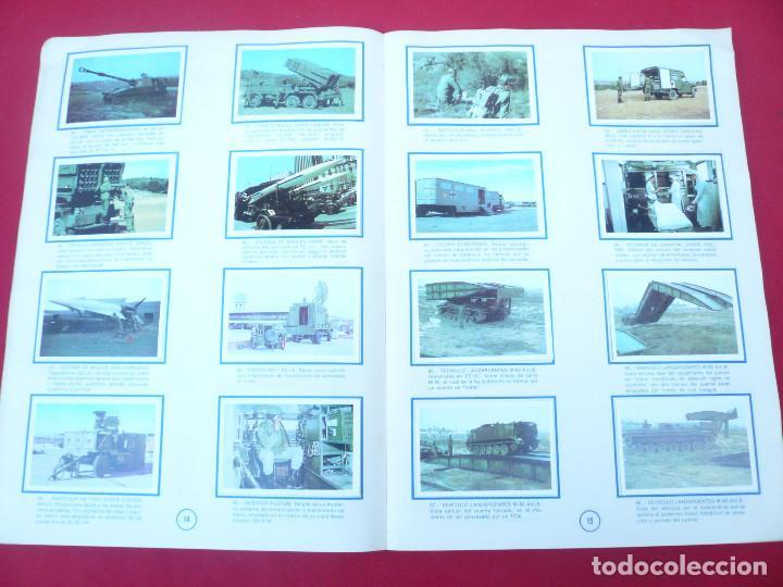 Coleccionismo Álbum: ÁLBUM NUESTROS EJÉRCITOS. COMPLETO. 323 CROMOS. EDITORIAL RUIZ ROMERO - Foto 11 - 215922907