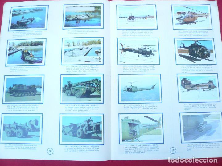 Coleccionismo Álbum: ÁLBUM NUESTROS EJÉRCITOS. COMPLETO. 323 CROMOS. EDITORIAL RUIZ ROMERO - Foto 12 - 215922907