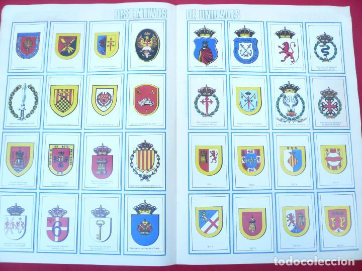 Coleccionismo Álbum: ÁLBUM NUESTROS EJÉRCITOS. COMPLETO. 323 CROMOS. EDITORIAL RUIZ ROMERO - Foto 13 - 215922907