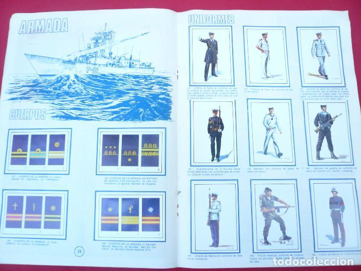 Coleccionismo Álbum: ÁLBUM NUESTROS EJÉRCITOS. COMPLETO. 323 CROMOS. EDITORIAL RUIZ ROMERO - Foto 14 - 215922907