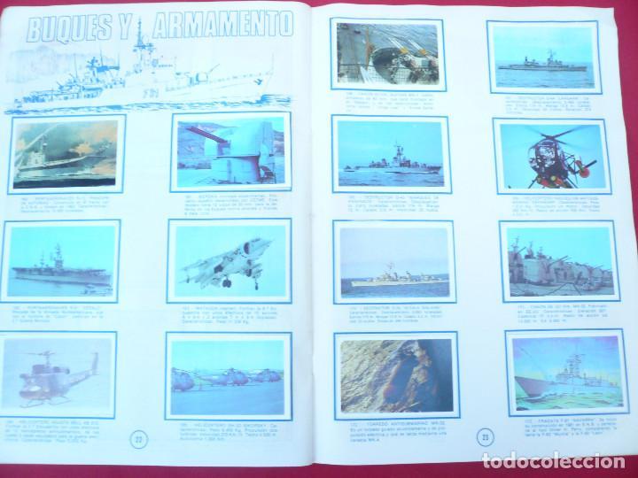 Coleccionismo Álbum: ÁLBUM NUESTROS EJÉRCITOS. COMPLETO. 323 CROMOS. EDITORIAL RUIZ ROMERO - Foto 15 - 215922907