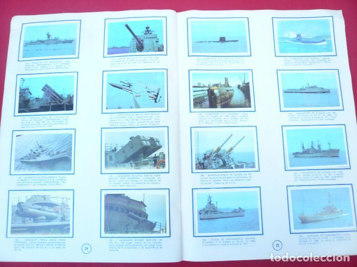 Coleccionismo Álbum: ÁLBUM NUESTROS EJÉRCITOS. COMPLETO. 323 CROMOS. EDITORIAL RUIZ ROMERO - Foto 16 - 215922907
