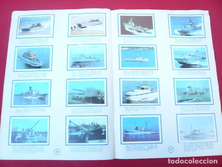 Coleccionismo Álbum: ÁLBUM NUESTROS EJÉRCITOS. COMPLETO. 323 CROMOS. EDITORIAL RUIZ ROMERO - Foto 17 - 215922907