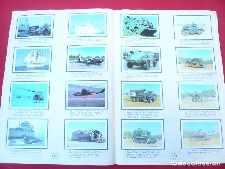 Coleccionismo Álbum: ÁLBUM NUESTROS EJÉRCITOS. COMPLETO. 323 CROMOS. EDITORIAL RUIZ ROMERO - Foto 18 - 215922907