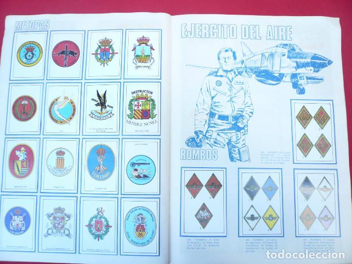 Coleccionismo Álbum: ÁLBUM NUESTROS EJÉRCITOS. COMPLETO. 323 CROMOS. EDITORIAL RUIZ ROMERO - Foto 19 - 215922907
