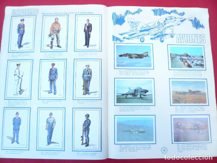 Coleccionismo Álbum: ÁLBUM NUESTROS EJÉRCITOS. COMPLETO. 323 CROMOS. EDITORIAL RUIZ ROMERO - Foto 20 - 215922907