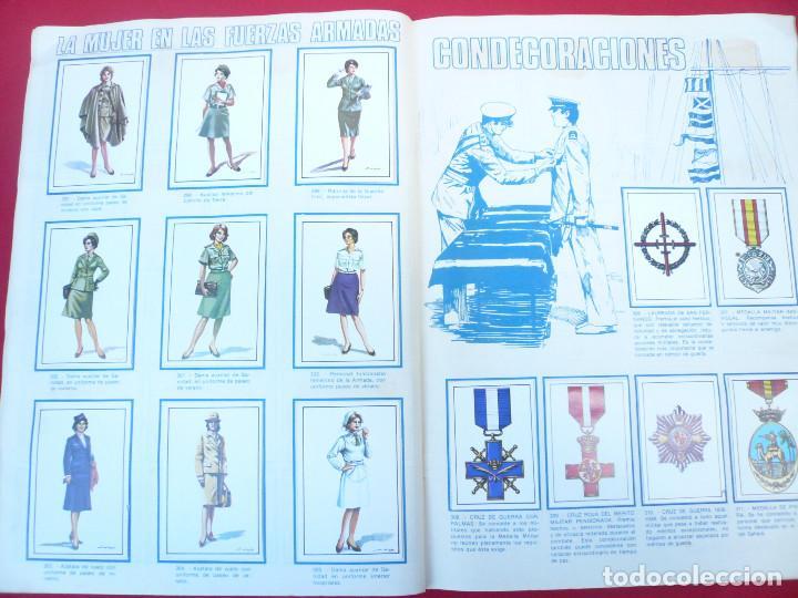 Coleccionismo Álbum: ÁLBUM NUESTROS EJÉRCITOS. COMPLETO. 323 CROMOS. EDITORIAL RUIZ ROMERO - Foto 23 - 215922907