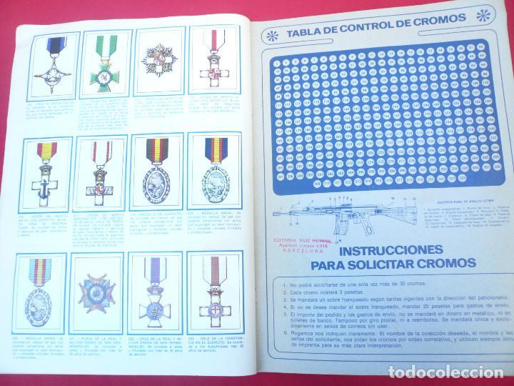 Coleccionismo Álbum: ÁLBUM NUESTROS EJÉRCITOS. COMPLETO. 323 CROMOS. EDITORIAL RUIZ ROMERO - Foto 24 - 215922907